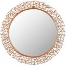 Twig Mirror - Burnt Copper W / Clear P / Coated Product Image