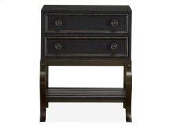 Open Nightstand (no touch lighting control) Product Image