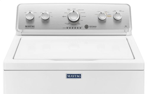 SAVE!!! - MAYTAG MODEL MVWC565FW - RETURNED FOR LARGER CAPACITY MODEL -  SLIGHTLY USED - TESTED AND READY TO SELL / Top Load Washer with the Deep Water Wash Option and PowerWash® Cycle - 4.2 cu. ft. / 6 MONTH FULL WARRANTY