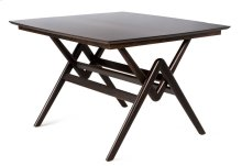 Amelia Solid Top Poco Trestle Dining Table