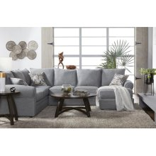 Left Facing Sectional