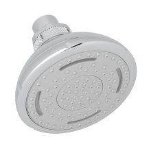 "Polished Chrome 3 1/2"" Sondria Multi-Function Showerhead"