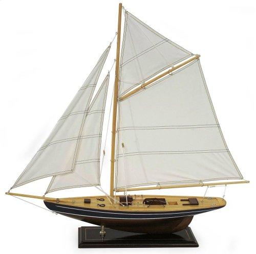 Medium Sailboat