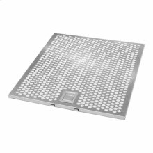 Designer Stainless Steel Mesh Filter. Dishwasher safe cleaning. Standard on models XOJ and XOV. Can be used on models XOM, XOP, XOQ and XOS as an optional upgrade.
