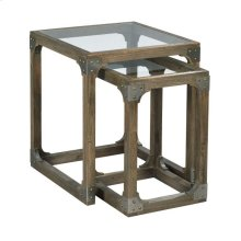 Rustic Nesting Tables
