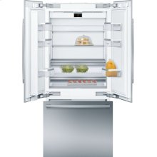 "Benchmark® Benchmark®, 36"" Built-In French Door Refrigerator with Home Connect, B36BT930NS, Stainless Steel"