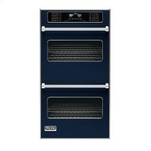 """Viking Blue 27"""" Double Electric Touch Control Premiere Oven - VEDO (27"""" Wide Double Electric Touch Control Premiere Oven)"""