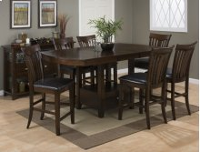 Mirandela Dining Table With 4 Stools