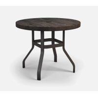 "42"" Round Balcony Table Ht: 34.25"" 37XX Universal Aluminum Base (Model # Includes Both Top & Base) Product Image"