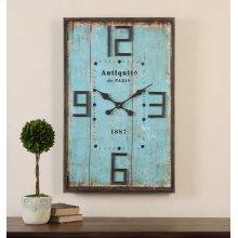 Antiquite Wall Clock