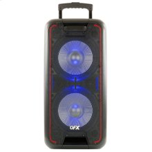 "2x10"" Portable Party Speaker"