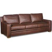 Bradington Young Hanley Stationary Large Sofa 8-Way Tie 223-96 Product Image