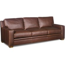 Bradington Young Hanley Stationary Large Sofa 8-Way Tie 223-96