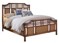 Palm Island Complete Queen Bed Product Image
