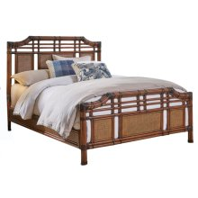 Palm Island Complete Queen Bed