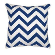 Essentials Marine Blue Pillow