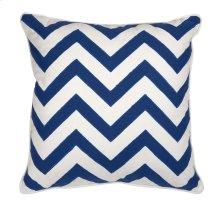 Essentials Marine Blue Pillow