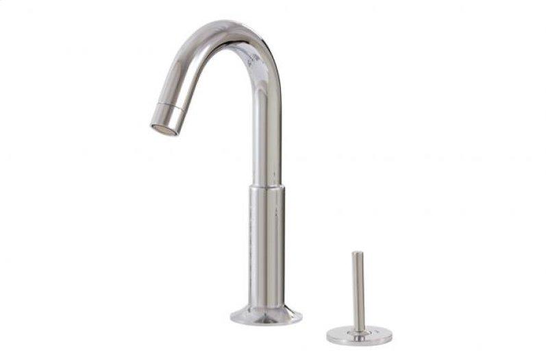 Geo - 27412 2-piece lavatory faucet with side joystick Hidden