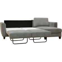 Flex Loveseat Chaise Sleeper