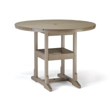 """48"""" Round Counter Table"""