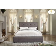 7 piece queen bed, love seat and dining room