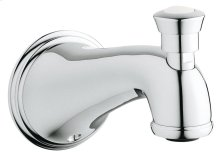 Geneva Tub Spout with Diverter