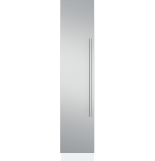 "Monogram 18"" Integrated Column Freezer"