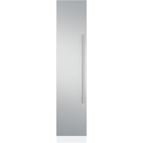 "Monogram 18"" Integrated Column Freezer"