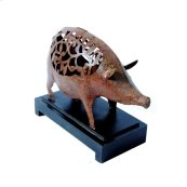 Iron Painted Pig Small