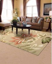 Fantasy Fa11 Bge Rectangle Rug 1'9'' X 2'9''