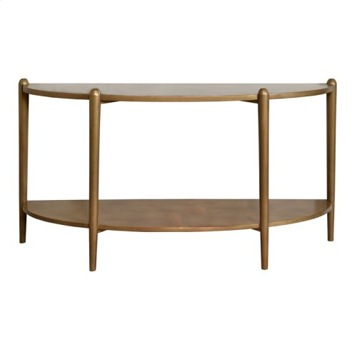 Presidio Demilune Table