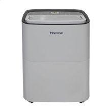 50-Pint Capacity, 1000 sq. ft. coverage, 2-Speed Dehumidifier