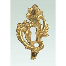 Skeleton Key Rosette Louis XIV Style