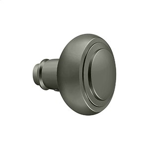 Accessory Knob for SDL688, Solid Brass - Antique Nickel
