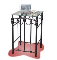 Scallop Iron Side Table - #449