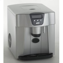 Model WIMD32SS-IS - PORTABLE COUNTER TOP ICE-MAKER