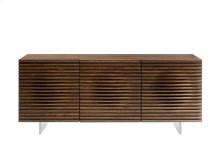The Moon Walnut Veneer Buffet
