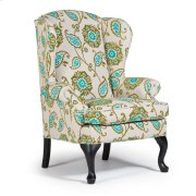 SYLVIA Wing Back Chair Product Image