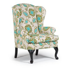 SYLVIA Wing Back Chair