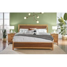 QN PANEL BED