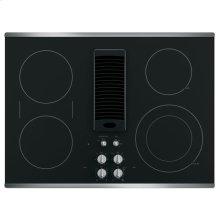 "GE Profile 30"" Downdraft Electric Cooktop"
