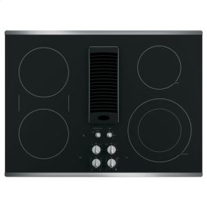 "GE ProfileGE PROFILEGE Profile 30"" Downdraft Electric Cooktop"