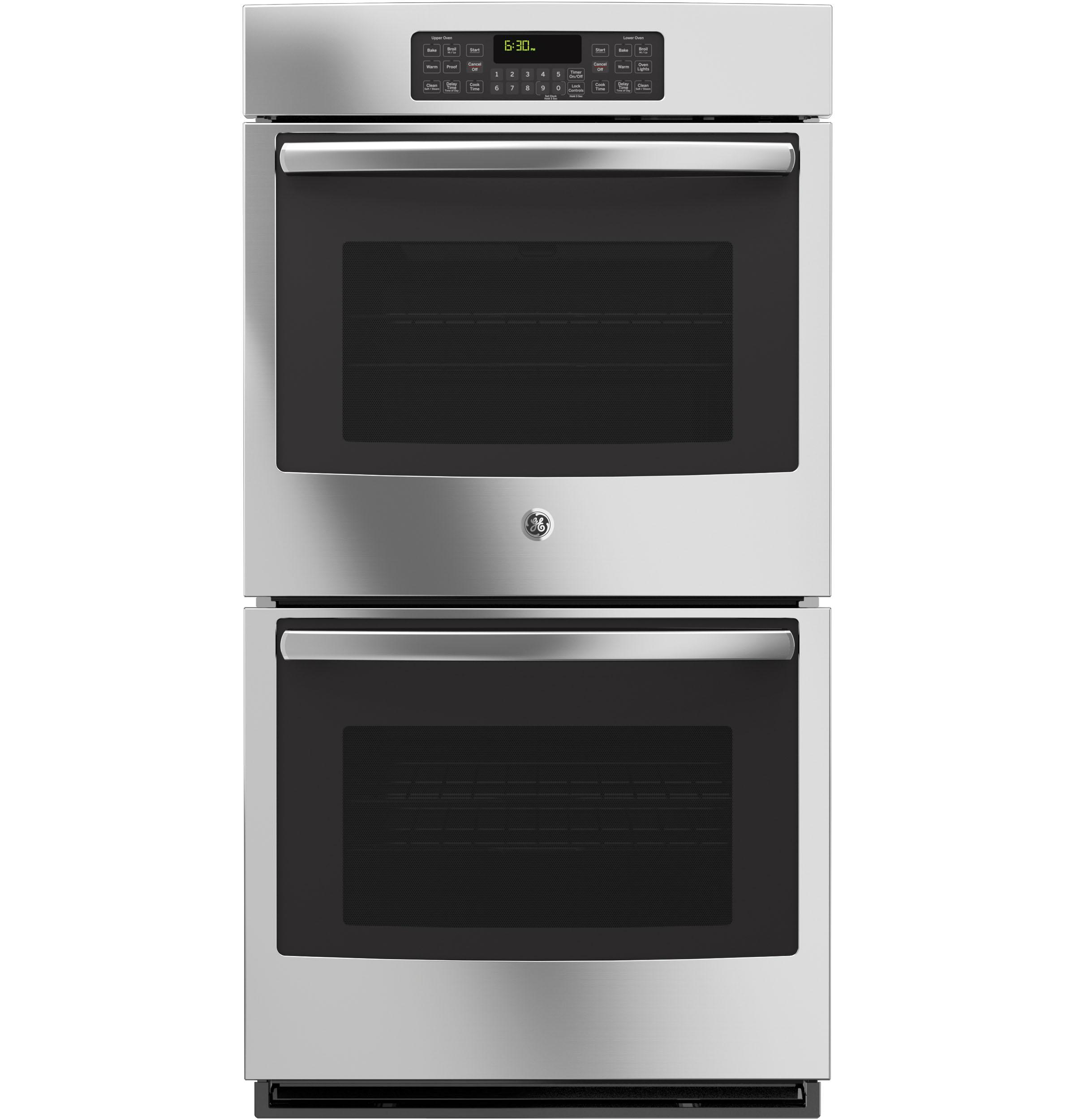 "GE(R) 27"" Built-In Double Wall Oven