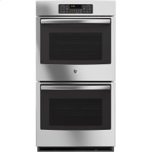 "GE® 27"" Built-In Double Wall Oven"