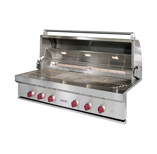 """Wolf54"""" Outdoor Gas Grill"""