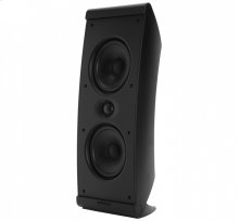 High performance multi-application speaker. in Black