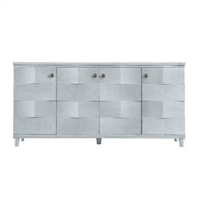Resort Ocean Breakers Console In Sea Salt