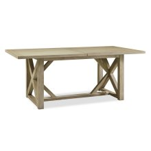 Hideaway Trestle Table
