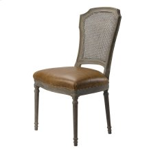 Chelsea Side Chair - Chaps Saddle