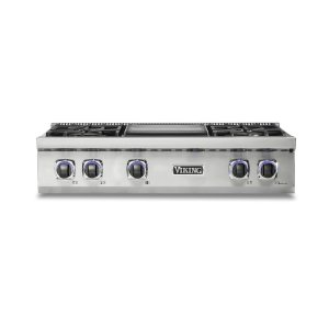 "Viking36"" 7 Series Gas Rangetop - VRT Viking 7 Series"